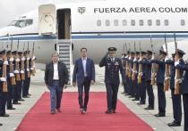 Лидер венесуэльской оппозиции Хуан Гуайдо отправился в Колумбию для участия в саммите организации «Группа Лимы»