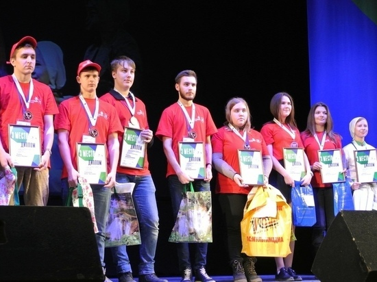 В Смоленске прошел Открытый чемпионат «WorldSkills Russia»