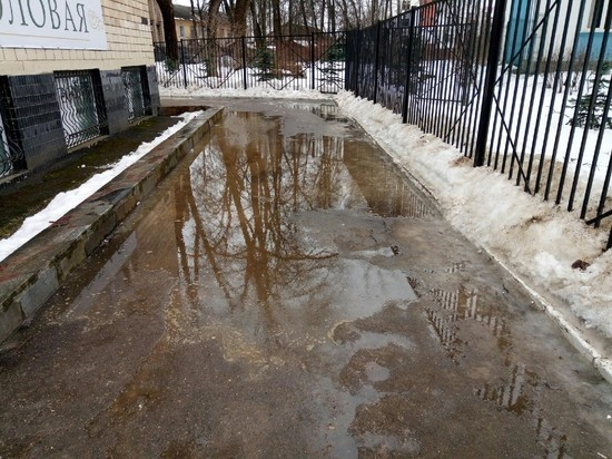 Завтра в Смоленской области столбики термометров опустятся ниже нуля