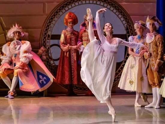 Фестиваль «Золотая маска» показал балетную программу