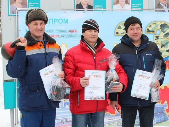 На «Химпроме» выбрали лучшего «АвтоМена»