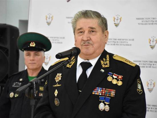 Вице-адмирал Владислав Ильин посетил Чувашию