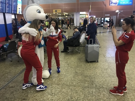 Зачем наши спортсмены отправились на Универсиаду в Красноярск