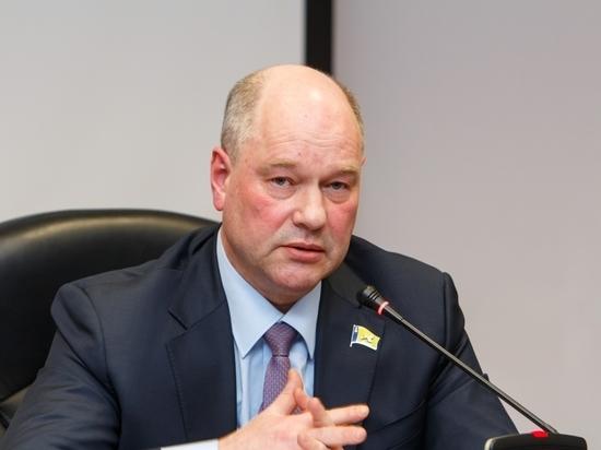 Мэр Улан-Удэ Александр Голков подал в отставку