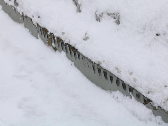 В Липецке площадку у Комсомольского пруда будут снова ремонтировать
