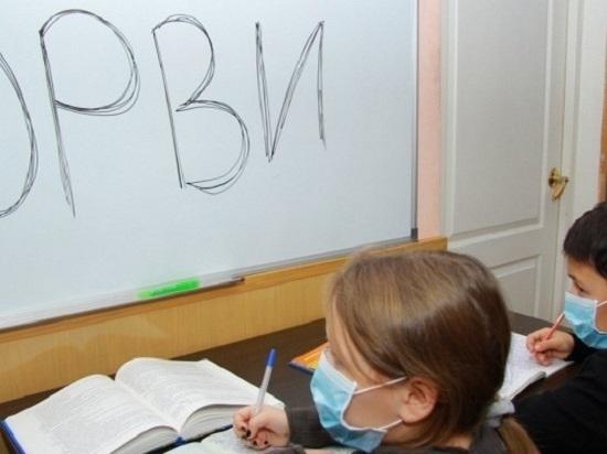 В Крыму из-за ОРВИ закрыты два десятка школ и детсадов