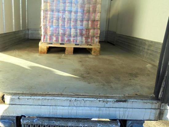 Смоленские таможенники развернули более 700 кг белорусской говядины