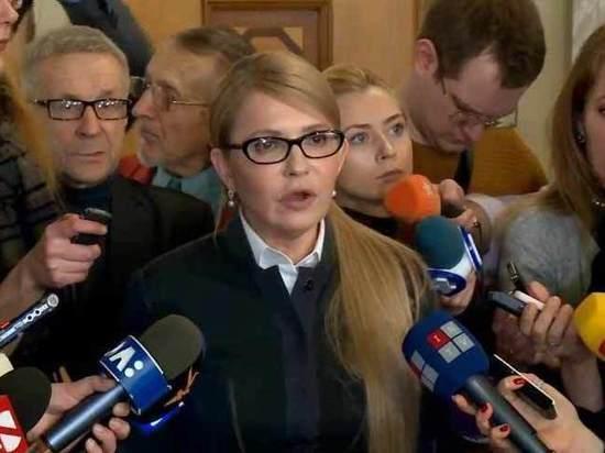 Тимошенко заявила об импичменте Порошенко: эксперт объяснил обвинения