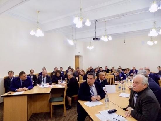Общественники Минеральных Вод поддержали Сергея Перцева