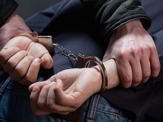 ФСБ опубликовало видео момента задержания торговца людьми в Твери