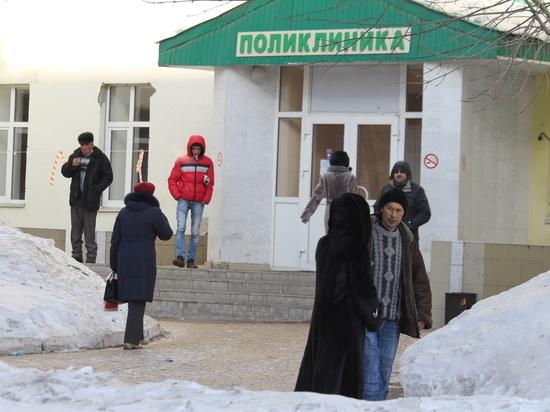 Детские поликлиники Башкирии покрасят в оранжевый цвет