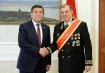 Посла России в Кыргызстане наградили медалью