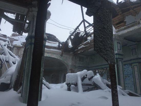"""Легендарная оренбургская """"летка"""" находится на грани уничтожения"""