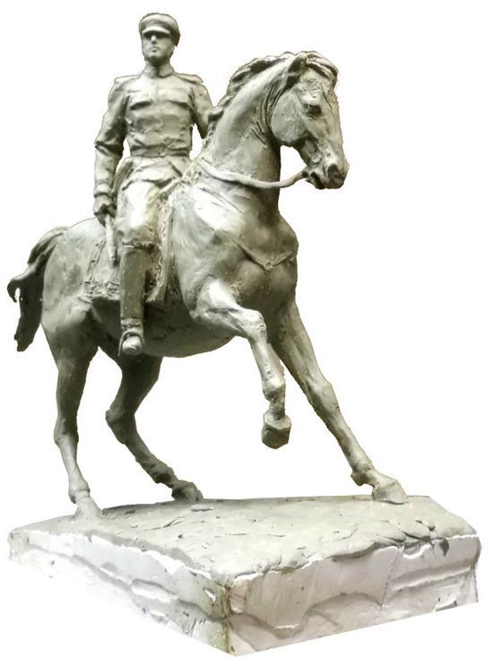 В Улан-Удэ началось голосование по выбору места для памятника Рокоссовскому