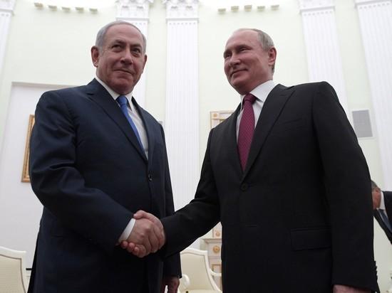 Тайна частых встреч Путина и Нетаньяху: четырнадцатый раз за десять лет