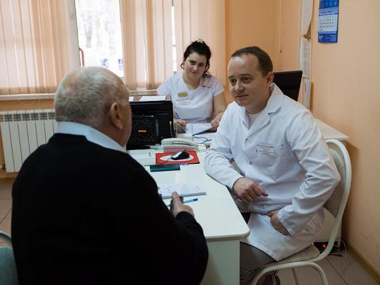Около 12 тысяч кубанцев стали участниками Недели мужского здоровья