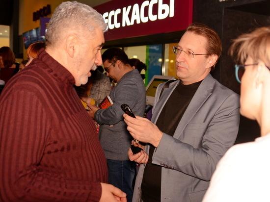 В Сургуте прошла премьера кинофильма «Тобол»
