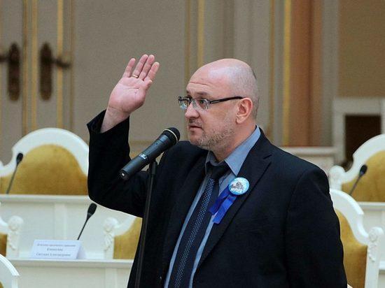 Политик, который подал в суд на врио губернатора Александра Беглова, сам оказался ответчиком в суде