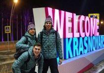 Иностранные участники Универсиады выкладывают фото из Красноярска в соцсети