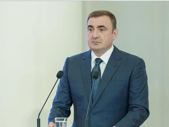 Губернатор Дюмин вошёл в число лидеров Национального рейтинга губернаторов