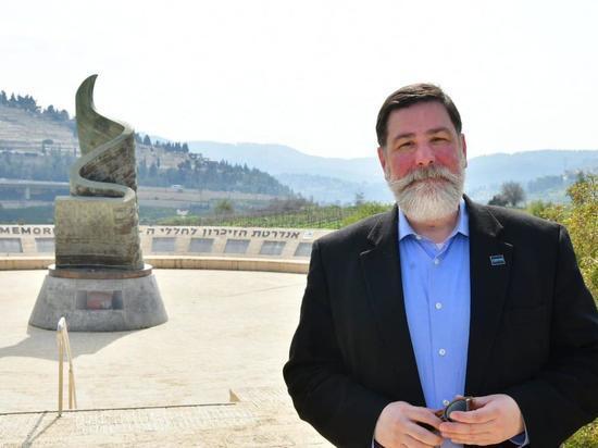 В Иерусалиме открылся мемориал памяти жертв трагедии в синагоге «Эц а-хаим» в Питтсбурге