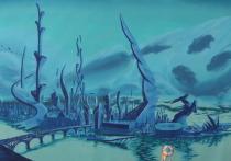 Проект художника Ростана Тавасиева поселился в «Стригине»