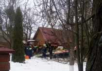 """Крушение произошло в Коломне, на территории СНТ """"Отдых"""""""