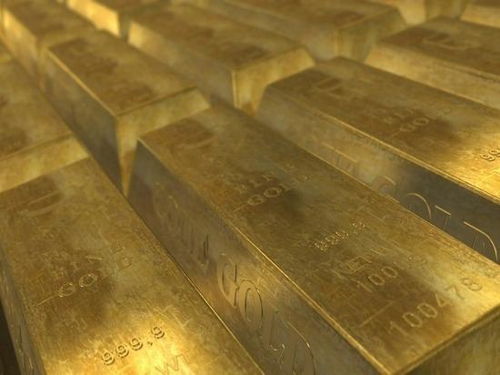 США вывезли из Сирии 50 тонн награбленного террористами золота