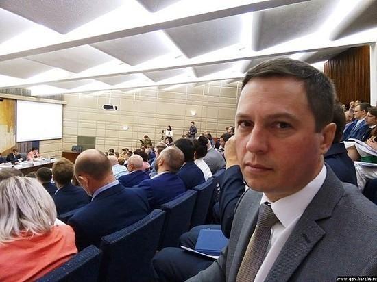 Кадры: Олег Ермолаев покидает пост министра