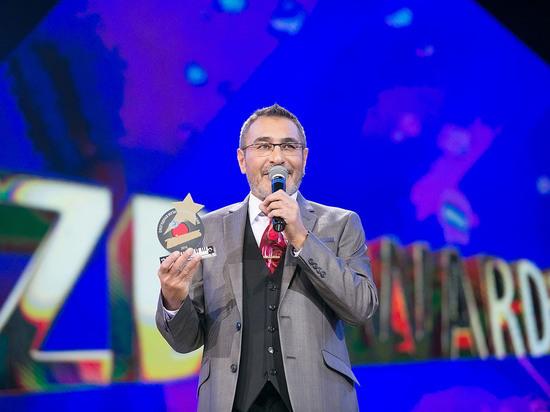 Самые яркие звезды российской эстрады выступили на церемонии  ZD Awards
