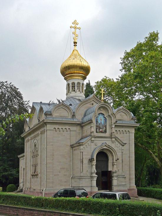 Дорога к храму: одна из красивейших православных церквей находится в Баден-Бадене