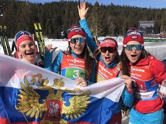 Мордовская лыжница стала призёром чемпионата мира