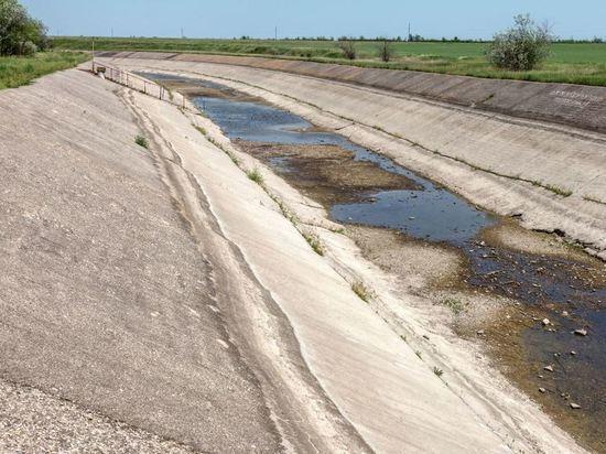 Крымские ученые ищут способы решения проблемы дефицита пресной воды
