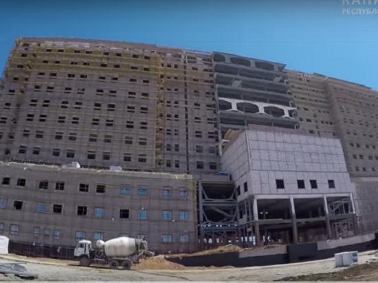 Вице-премьер РК рассказал о готовности медцентра под Симферополем