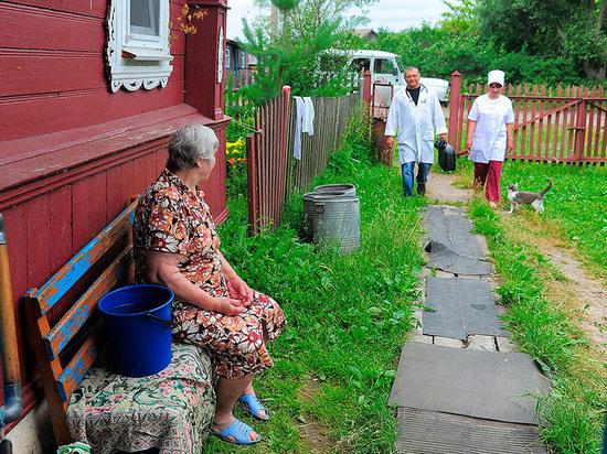 В калмыцких селах открывают медпункты при нехватке специалистов