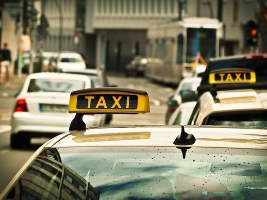 Вызвать такси в Красноярске