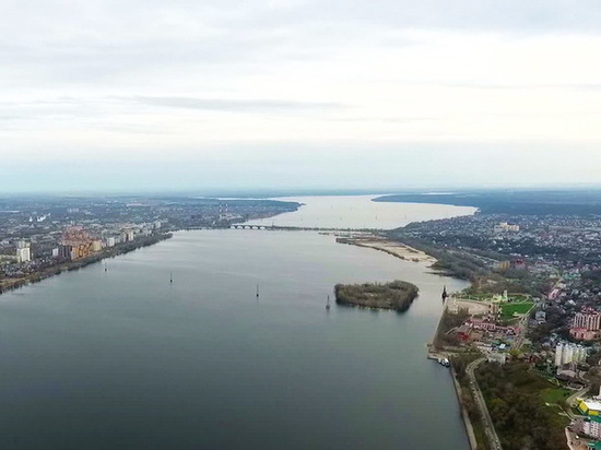 Берег воронежского водохранилища укрепят за 160 млн рублей