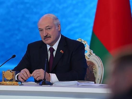 Лукашенко призвал прекратить
