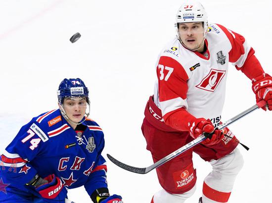 Почему победа хоккейного «Спартака» над СКА не стала чудом