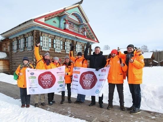 Известные блогеры любуются красотами Вологодской области