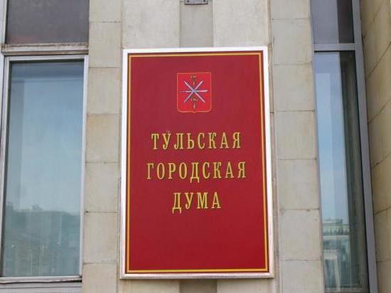 Политики прокомментировали сокращение числа депутатов Тулгордумы