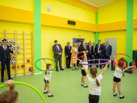В Ставрополе открылся детсад «Семицветик» от «ЮСИ» с 8 ясельными группами