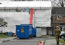 Дом Скрипалей полностью очищен от «Новичка» и в ближайшем будущем встретит новых жильцов