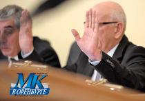 Старый губернатор Оренбуржья попал в последнюю группу рейтинга