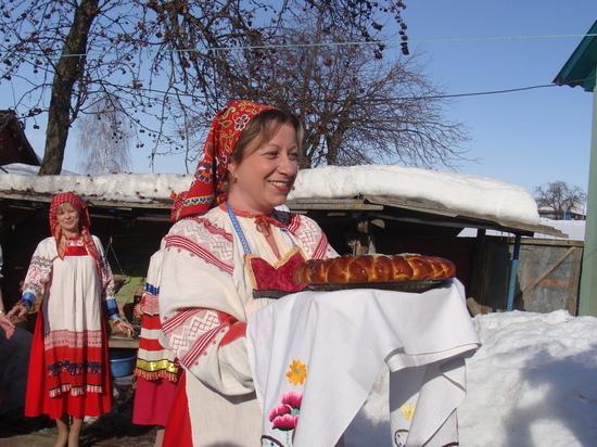 В Курской области входит в моду гарбузня
