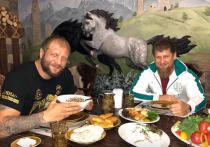 Российский спортсмен попросил Кадырова «закрыть» Александра Емельяненко в Чечне