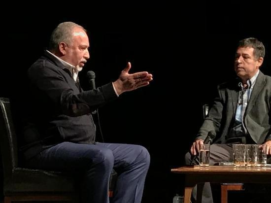 Либерман: МВД не должно оставаться в руках ШАС