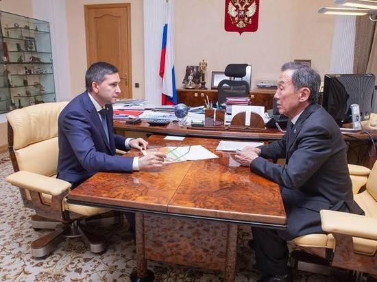 Валерий Гулгонов покидает должность директора Тункинского нацпарка в Бурятии