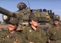 Командир женского танкового экипажа ДНР перешла на сторону ВСУ
