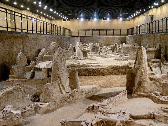 В китайской гробнице нашли «эликсир бессмертия»